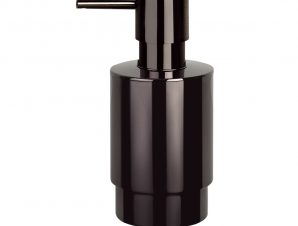 Δοχείο Κρεμοσάπουνου Spirella 02182.001 Nyo Titan Black