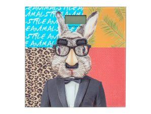 Ζυγαριά Μπάνιου Ψηφιακή Estia Rabbit 02-8796