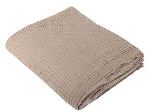 Κουβέρτα Πικέ Μονή Nef-Nef New Golf Linen
