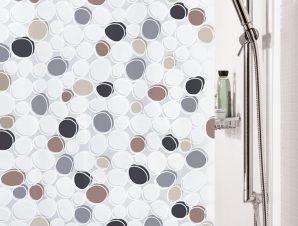 Κουρτίνα Μπάνιου Πλαστική (180×200) LifeStyle0 00994.001 Doro