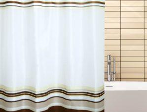 Κουρτίνα Μπάνιου (180×180) San Lorentzo Line