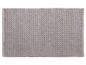 Πατάκι Μπάνιου (60×100) Silk Fashion Αλυσίδα Γκρι