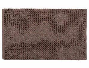 Πατάκι Μπάνιου (60×100) Silk Fashion Αλυσίδα Μπεζ