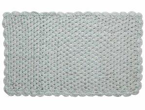 Πατάκι Μπάνιου (60×100) Silk Fashion Πλεκτό Mint
