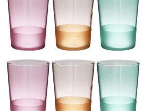 Ποτήρια Νερού (Σετ 6τμχ) CL 6-60-961-0006