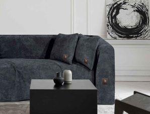 Ριχτάρι Διθέσιου (180×250) Greenwich Polo Club 2760 Dark Grey