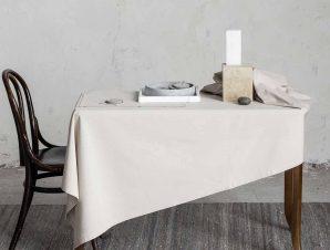 Τραπεζομάντηλο (150×150) Nima Dining Saha Beige
