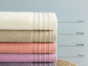 Πετσέτα Feel Fresh – Coral Nima Σώματος 90x145cm