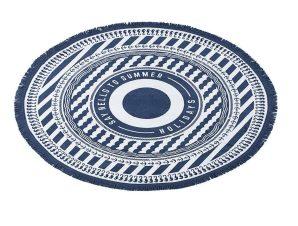 Πετσέτα Θαλάσσης Στρογγυλή – Summering Nima Θαλάσσης Φ150