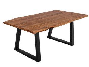 Τραπέζι Montana HM8336 Μασίφ Ξύλο Ακακίας