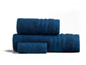 Πετσέτα Premio Dark Blue Melinen Σώματος