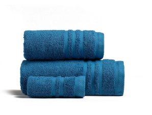 Πετσέτες Premio Σετ 3τμχ Blue Melinen Σετ Πετσέτες