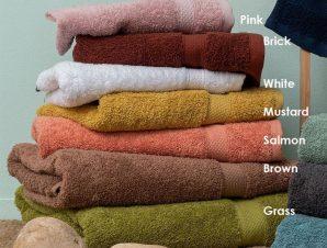 Πετσέτα Ombra Brown Palamaiki Σώματος
