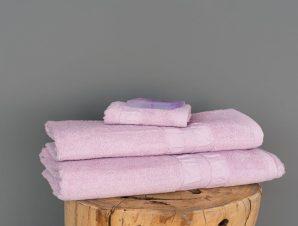 Πετσέτες Cactus Lilac Palamaiki Προσώπου