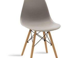 Καρέκλα Julita 029-000032 46x50x82cm Grey-Oak