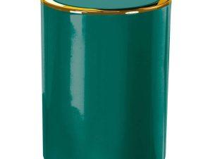 Κάδος Απορριμμάτων Golden Clap 8418 5Lt Emerald Kleine Wolke