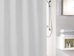 Κουρτίνα Μπάνιου Kito 4937 Foggy Grey Kleine Wolke Φάρδος 240cm