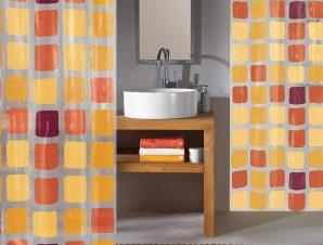 Κουρτίνα Μπάνιου Sonny 4956 Yellow Kleine Wolke Φάρδος 180cm 180x200cm
