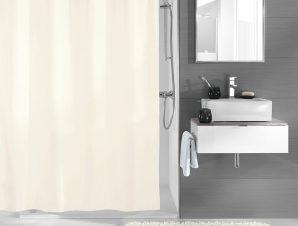 Κουρτίνα Μπάνιου Uno 5210 Ecru Kleine Wolke Φάρδος 180cm 180x200cm