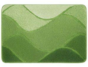 Πατάκι Μπάνιου Fiona 9128 Thistel green Kleine Wolke Medium