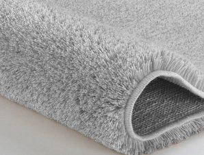 Πατάκι Μπάνιου Relax 5405 Round Grey Kleine Wolke Medium