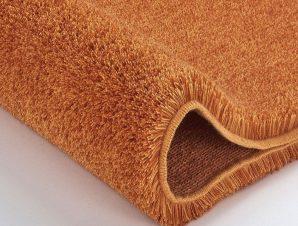 Πατάκι Μπάνιου Relax 5405 Round Rust Kleine Wolke Medium