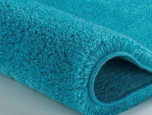Πατάκι Μπάνιου Relax 5405 Round Turquoise Kleine Wolke Large