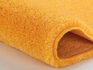 Πατάκι Μπάνιου Relax 5405 Round Yellow Kleine Wolke Medium