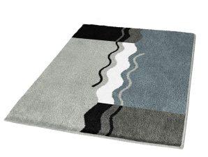 Πατάκι Μπάνιου Vanessa 5503 Platinum Grey Kleine Wolke X-Large