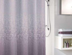Κουρτίνα Μπάνιου Florence 5962 Red Kleine Wolke Φάρδος 200cm