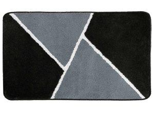 Πατάκι Μπάνιου Hailey 9132 Black Kleine Wolke X-Large