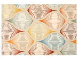 Πατάκι Μπάνιου Magic 9140 Multicolor Kleine Wolke Large
