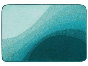 Πατάκι Μπάνιου Malin 9144 Turquoise Kleine Wolke Large