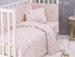 Πάπλωμα Βρεφικό Estella Baby Pink Ρυθμός 110x150cm