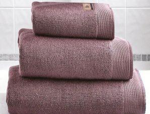 Πετσέτα Elegante Lila Sb Home Προσώπου 50x100cm