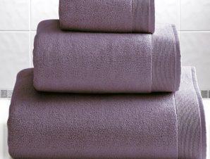 Πετσέτα Elegante Violet Sb Home Σώματος 100x150cm