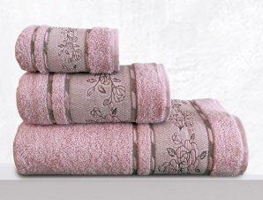 Πετσέτα Themis Lila Sb Home Προσώπου 50x90cm