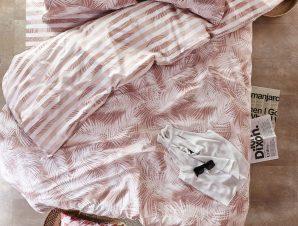 Κουβερλί Casablanca 18 Pink Kentia King Size 240x260cm