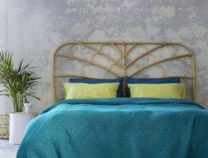 Κουβέρτα Balmy Blue Nima Υπέρδιπλo