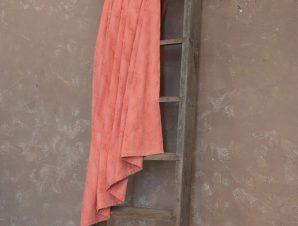 Κουβέρτα Oleada Coral Nima Υπέρδιπλo