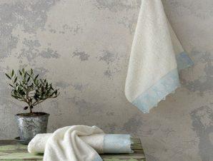 Πετσέτα Amaia Light Blue Nima Προσώπου 50x90cm