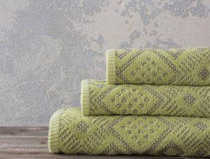 Πετσέτα Iris Green Nima Προσώπου 50x90cm