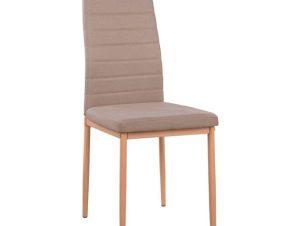 Καρέκλα Lady HM0037.14 Beige 40x48x95 εκ.