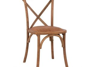 Καρέκλα Forenza HM8507.01 Natural 46X53X89Y εκ.