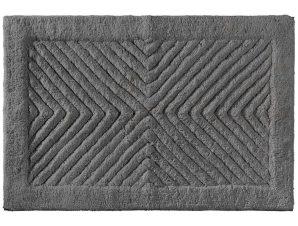 Πατάκι Μπάνιου Mozaik Titanium Guy Laroche Medium 55x85cm