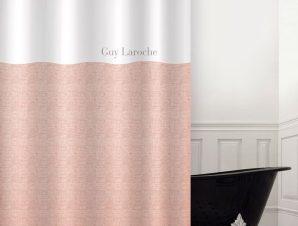 Κουρτίνα Μπάνιου Finesse Coral Guy Laroche Φάρδος 240cm