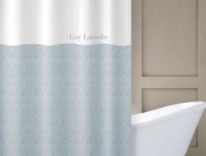 Κουρτίνα Μπάνιου Finesse Sky Guy Laroche Φάρδος 240cm