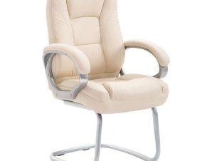 Πολυθρόνα Γραφείου Αναμονής ΒΣ5600V Cream (Σ2) 01.0621