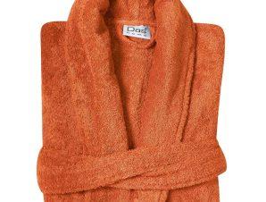 Μπουρνούζι 1457 Happy Orange Das Home X-Large XL