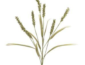 Διακοσμητικό Κλαδί-Φυτό 3-85-246-0194 Υ115 Green Inart Πλαστικό